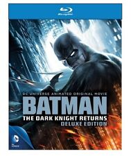 Dcu: Batman - IL RITORNO Deluxe - BLU-RAY - SIGILLATO SENZA BLOCCHI regionali