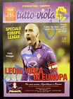 Program AC Fiorentina Italy - Dnipro Ukraine 2013/2014 Europa League