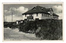 JUDAICA POSTCARD JEWISH CHILDREN'S VACATION HOUSE WIJK AAN ZEE HOLLAND NEDERLAND