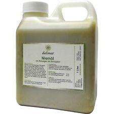 Niemöl + Emulgator Rimulgan - fertig gemischtes Niemulgan Neemöl Öl  1 Liter