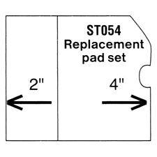 Superior Tile Cutter Replacement Pad Set ST001 and ST002