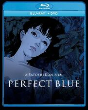 Perfect Blue [New Blu-ray] 2 Pack, Dubbed, Subtitled, Widescreen