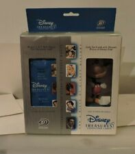Upper Deck Disney Treasures Trading Cards & Statue Millennium Mickey