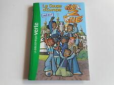 BIBLIOTHEQUE VERTE - FOOT DE RUE LA COUPE D'EUROPE N°35