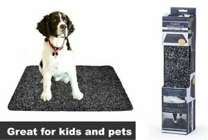 Super Absorbent Doormat Clean Step Mat Microfibre Non-Slip Absorb Mud Water Pet