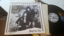 SUPER HEROINES '84 Souls That Save lp christian death eva o. shadow project rare