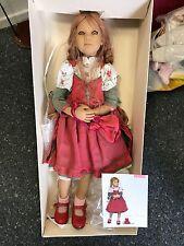 Annette Himstedt Puppe Jana 80 cm. Top Zustand