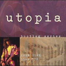 NEW CD - Ksan 95fm Live 79 by Todd Rundgren & Utopia