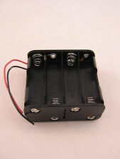 AA Battery Holder 8 cell 12 volt DC dollhouse CK0211-7