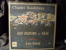 Leo FERRE-Les fleurs du volta (Charles Baudelaire)
