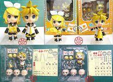 Kagamine Rin / Len (Vocaloid) Anime Manga Figuren 2 Stück Set H:10cm Neu