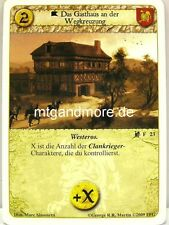 A Game of Thrones LCG - 2x the Inn at the Crossroads #023 - Lions of the Rock
