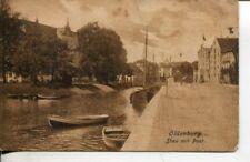 Post frankierte Ansichtskarten vor 1914 aus Niedersachsen