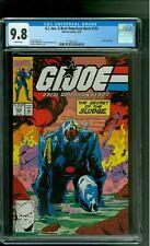G.I. Joe A Real American Hero 123 CGC 9.8 NM/MINT 1st  Headman Cobra Marvel