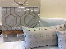 pkt 2 casedeco new york collection designer cushions linnen