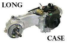 GY6 139QMB 50cc complete Engine With Brake Shoes (Long Case)