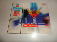 Cd  Beastie Boys  ‎– The In Sound From Way Out!