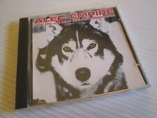 ALEC EMPIRE Low On Ice CD 1ST PRESS MILLE PLATEAUX NO LP