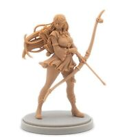 █ 30mm Resin Death high miko Kingdom Death Unpainted Unassembled WH359