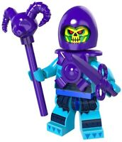 Skeletor Masters of the Universe Supervillain He Man Custom Lego Mini Figure Toy