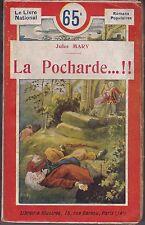 LA POCHARDE JULES MARY TALLANDIER ROUGE