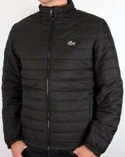 Lacoste Zip Polyester Funnel Neck Coats & Jackets for Men