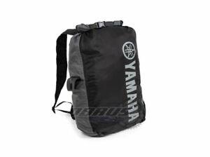 Genuine Yamaha 2021 Black 17L Packable Backpack