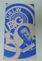 CKLW Big 30 Detroit Windsor Music Chart October 24 1978 Exile Kenny Loggins