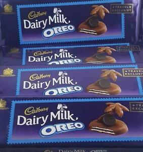 8 x Cadbury Dairy Milk Big Taste Oreo Large 300g Bars SEE DATES