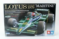 Tamiya 20061 1/20 Lotus TYPE 79 1979ARTINI w/ Engine Limited  Rare Tracking