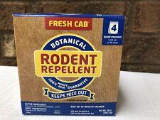 Fresh Cab Botanical Rodent Repellent Enviromentally Safe