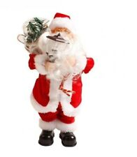 Dancing Santa Claus Christmas Musical Singing Animated Gemmy Jingle Music Figure
