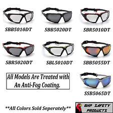 Pyramex Highlander Safety Glasses Construction Work Motorcycle Sunglasses