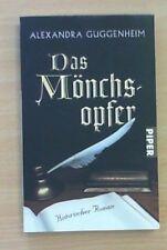 Das Mönchsopfer von Alexandra Guggenheim (2011, Taschenbuch)