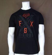 New FOX-329 Fox Racing Incious Team Sport Mens Slim T shirt Size Large