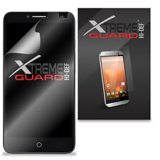 6-Pack XtremeGuard HIDEF Screen Protector For Alcatel OneTouch Fierce XL Android