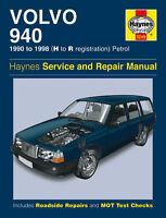 VOLVO 940 1990-1998 Reparaturanleitung workshop repair service manual Handbuch