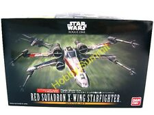 Bandai STAR WARS  1/72 Red Squadron  X-WING STARFIGHTER  1/144 Special Set