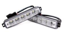 Se adapta a BMW 12V - 5 LED X-TREME Lámparas de alta potencia 15cm DRL Luces Diurna ejecutar Auto S