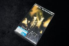 Pearl Jam Riot Act (Epic 2002) Cassette Tape NEW SEALED!