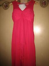 TEATRO Pink Women Summer Dress Size UK 8/10 Party Wedding Birthday Dress