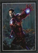 MARVEL - THE AVENGERS - STICKER COLLECTION - No 15 - STARK / IRONMAN - By PANINI