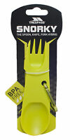 Trespass 3 in 1 Camping Utensil Includes Knife Fork and Spoon