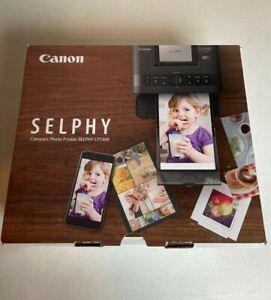 Canon Selphy CP1300 Wireless WiFi Compact Photo Printer - Black