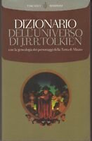 Dizionario dell'universo di J.R.R. Tolkien, I edizione Bompiani 2003
