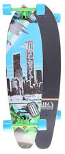 "Inception Kicktail Longboard Skateboard 40"" x 9.75"" Complete"