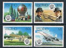 Space Basutoland Stamps (Pre-1966)