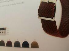 Sell a lot 200pcs 18mm Perlon Resin watch strap band mix colours = 60$ ,