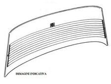 con Abe delantero para Nissan Almera Tino v10 van 5-puertas ClimAir derivabrisas