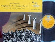 Jewgenil Mrawinsky 1st Press OZ LP Tchaikovsky Symphony No.5 EX DGG LPM18333